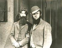 Co-konspiratörer arkivbild