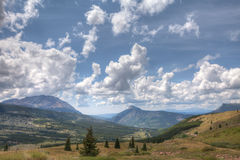 CO-Little Molas Trail Royalty Free Stock Photography