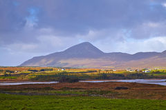 Co Mayo Irland Royaltyfri Fotografi