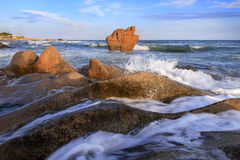 Co Thach Beach Stock Photography