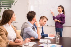 Co-working Stock Images