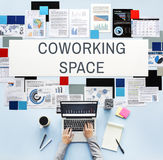 Co working Space Community Start up Concept Stock Photo