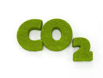 Co2  Royalty Free Stock Photos