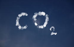 CO2 Photos libres de droits