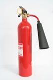 CO2 do extintor de incêndio Imagens de Stock Royalty Free