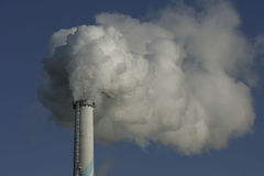 CO2 and Environment Stock Images