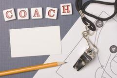 Coach Stock Photography