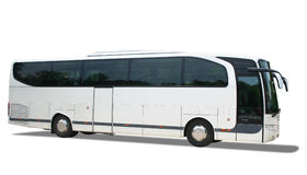 Coach bus Royalty Free Stock Photography