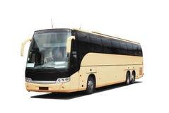 Coach bus. Isolated on white background Royalty Free Stock Photo