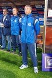 coach dan petrescu Στοκ Φωτογραφία