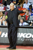 Coach Don Nelson Of The Golden State Warriors Royalty Free Stock Photos
