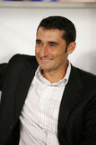 Coach Ernesto Valverde Royalty Free Stock Images