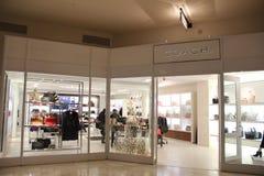 Coach Handbag Store Stock Photo