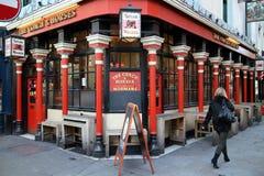 Coach & Horses Pub Royalty Free Stock Photo