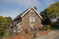 The coach house Royalty Free Stock Photo