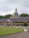 Coach house at Palace Het Loo Royalty Free Stock Photo
