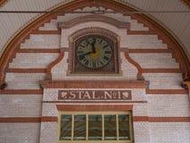 Coach house at Palace Het Loo Stock Photos