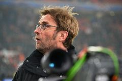 Coach Jurgen Klopp Royalty Free Stock Photo