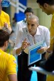 Coach Marco Fumagalli ( Chebanca!Milano) Stock Photography