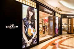 Coach outlet at KLCC, Kuala Lumpur Stock Photography