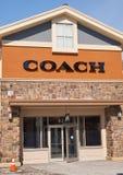 Coach outlet. Stock Photos