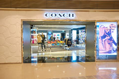 Coach store Stock Photo