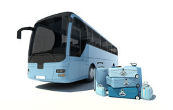 Coach travel Stock Image