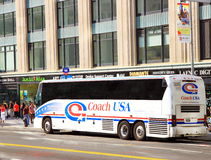 Coach USA Royalty Free Stock Photography