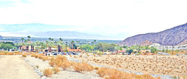 Coachella Valley Royalty Free Stock Images