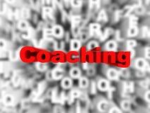 coaching foto de archivo libre de regalías