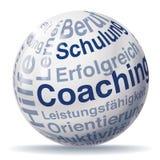 Coaching ball stock illustration