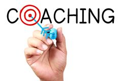 Coaching Concept stock photos