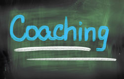 Coaching Concept Royalty Free Stock Photos