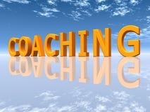 Coachning Arkivfoton