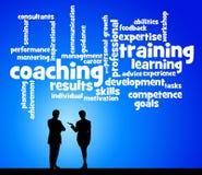 Coachning och utbildning Royaltyfria Foton