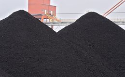 Coal Stock Image