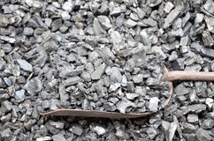 Coal anthracite. Stock Photography