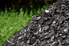 Coal anthracite. Stock Images