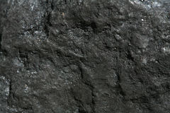 Coal background. The coal mine is a black background Stock Photography