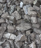 Coal background Stock Photo