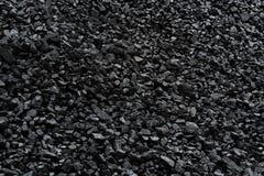 Coal background Stock Photography