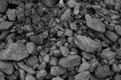 Coal background Stock Photo