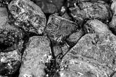 Coal background Royalty Free Stock Photography