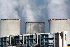 Free Coal-burning Power Plant Stock Image - 11313441