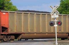Coal car Stock Photos