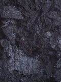 Coal, carbon nuggets background texture black Royalty Free Stock Images