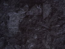 Coal, carbon nuggets background texture black Stock Photo