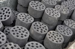 Coal in China Stock Images