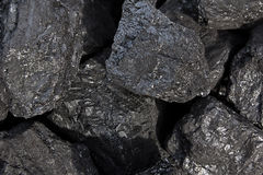 Coal close up Royalty Free Stock Photo