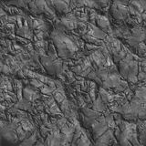 Coal Closeup. Seamless Tileable Texture. Stock Photography